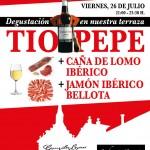 Cartel Tio Pepe WEB